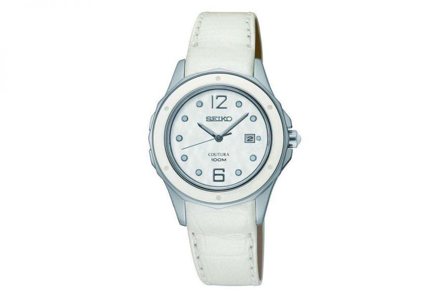 Seiko SXDE79P2 Horloge Dames 31mm 10 ATM