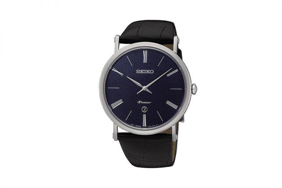 Seiko SKP397P1 Horloge Heren Quartz 41mm
