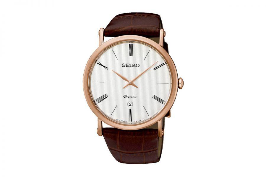 Seiko SKP398P1 Horloge Heren Quartz 41mm