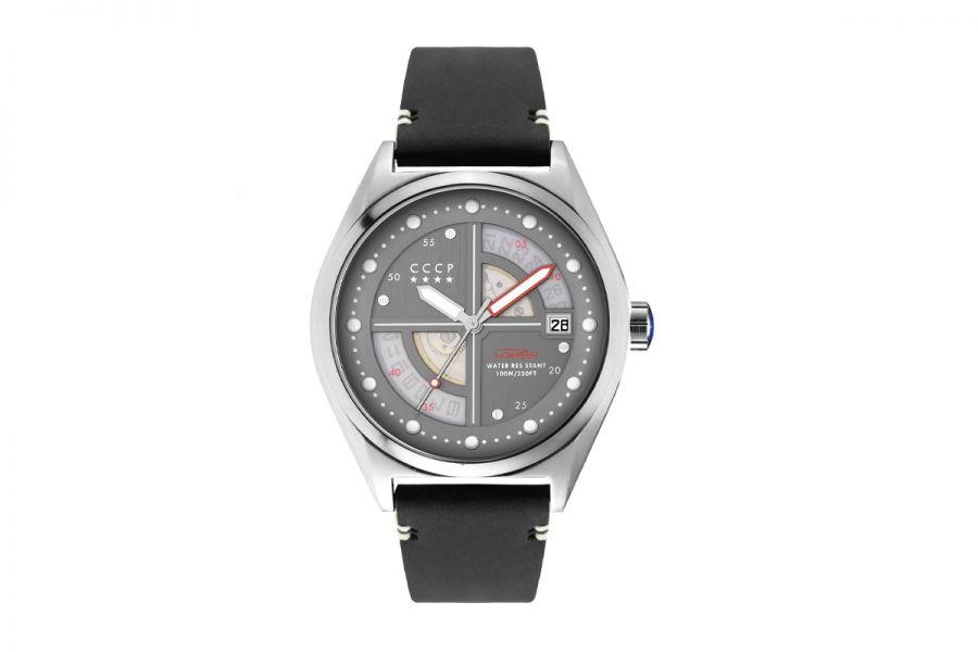 CCCP SHCHUKA CP-7031-02 Horloge Heren 43mm