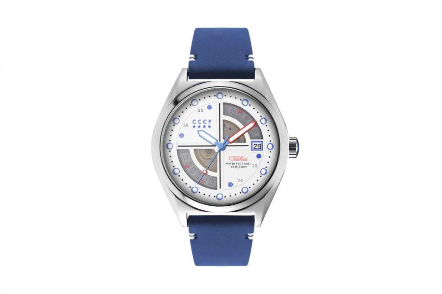 CCCP SHCHUKA CP-7031-04 Horloge Heren 43mm