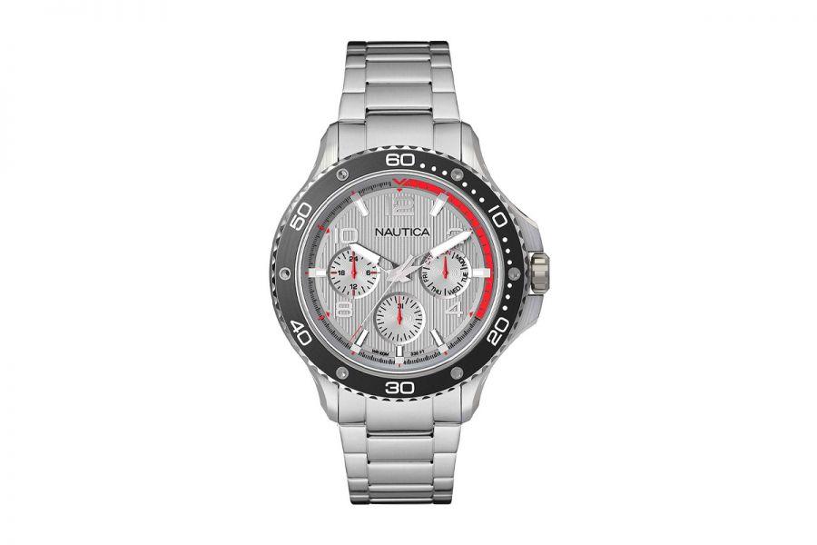 Nautica NAPP25005 Heren Horloge 48 mm