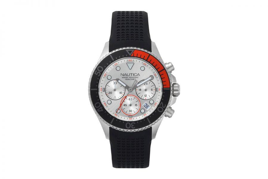 Nautica NAPWPC001 Heren Horloge 44 mm