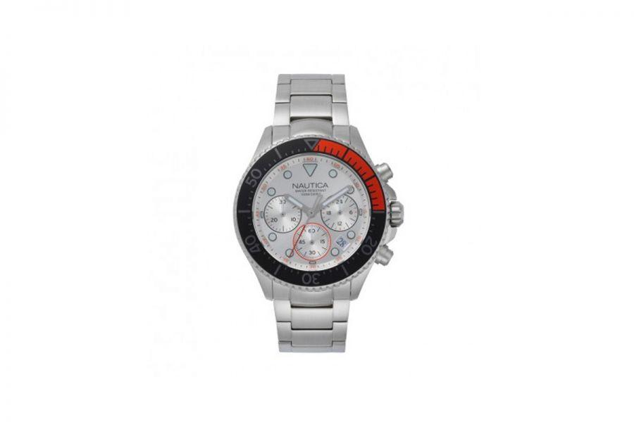 Nautica NAPWPC005 Heren Horloge 44 mm
