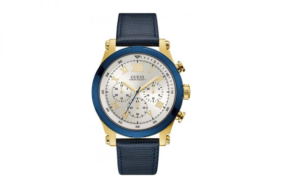 Guess Gold Chronograph Quartz   W1105G1