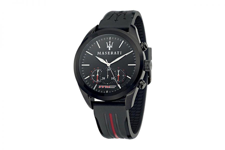 Maserati Traguardo R8871612004 Horloge Heren 45mm