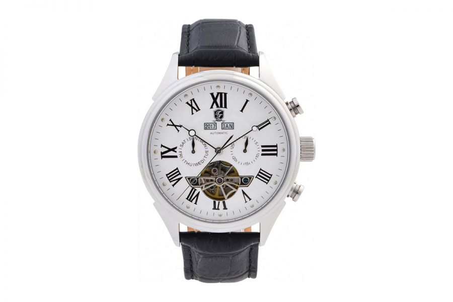 Thomas Tompion Cambridge TTA-004012151 Horloge Heren 45mm