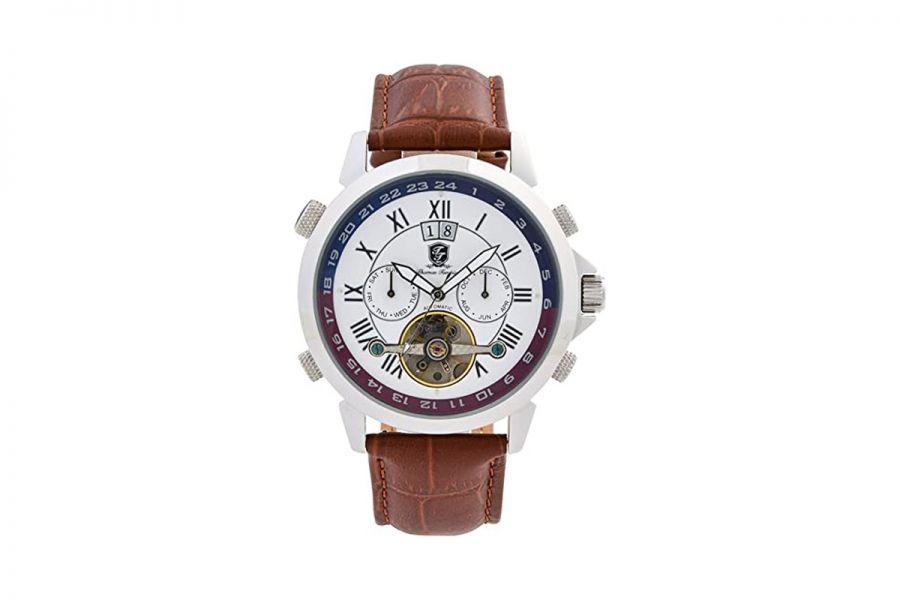 Thomas Tompion Fleet TTA-009012154 Horloge Heren 43mm