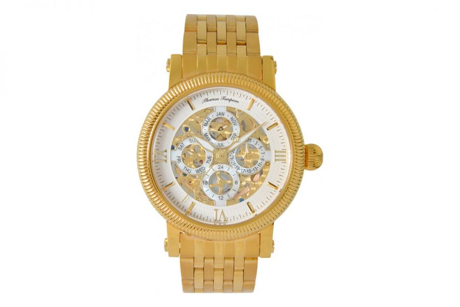 Thomas Tompion Sundial TTA-017032173 Horloge Heren 42mm