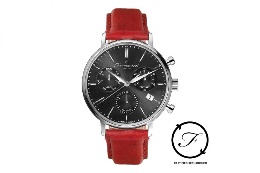 Refurbished Fromanteel Generations Chrono GS-1202-039 Heren Horloge 42mm