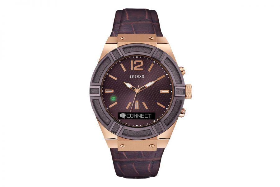 Guess C0001G2 Heren Smartwatch 45mm