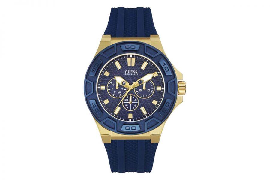 Guess W0674G2 Heren Horloge 45mm