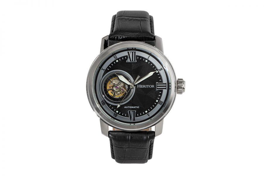 Heritor Maxim HERHR8602 Heren Horloge 43mm
