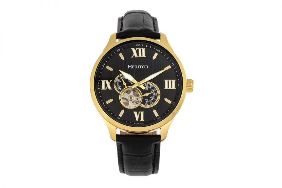 Heritor Harding HERHR9004 Horloge Heren 44mm