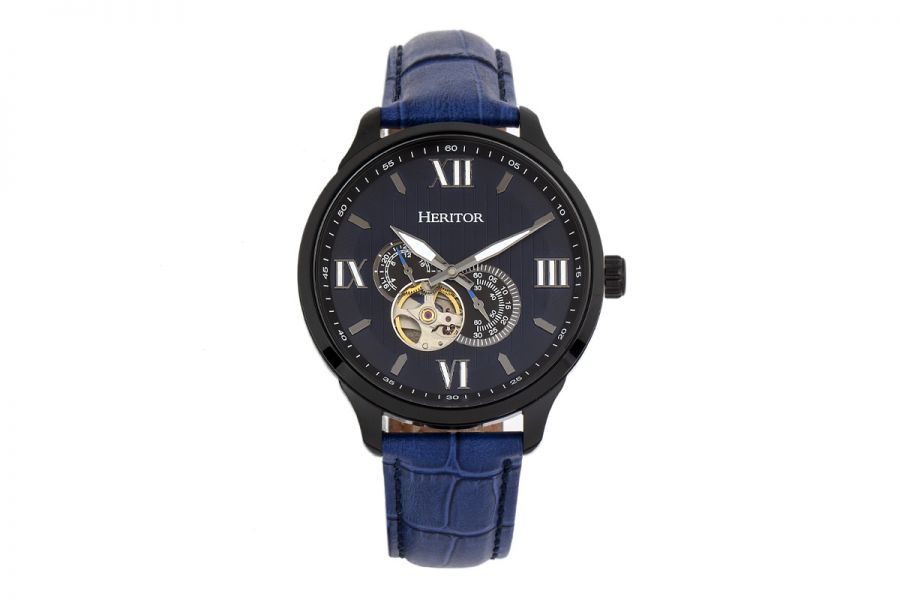 Heritor Harding HERHR9005 Horloge Heren 44mm