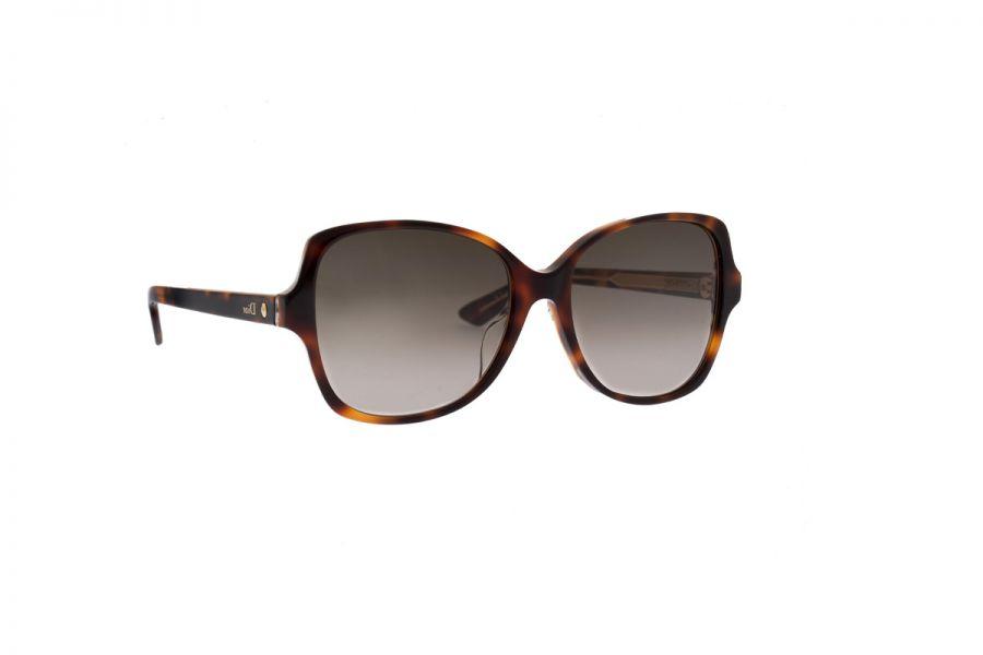 Christian Dior Montaigne-21FS - Brown/Havana Zonnebril Unisex 57-17-140mm