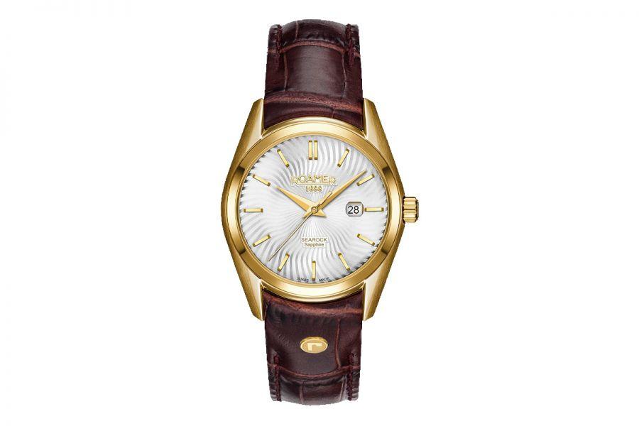 Roamer of Switzerland 203844 48 15 02 Horloge Dames 34mm