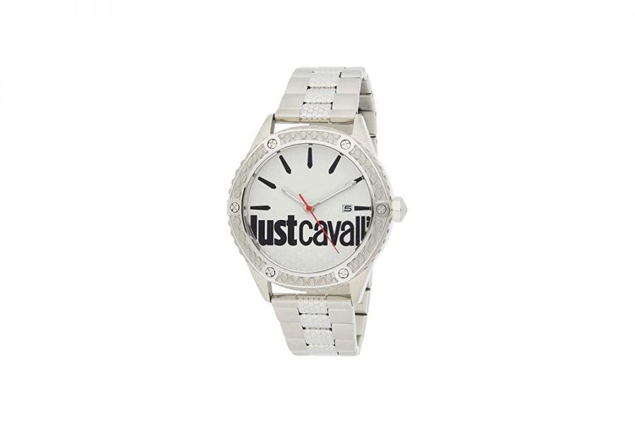 Just Cavalli JC1G080M0055 Heren Horloge 44 mm WR 100mt