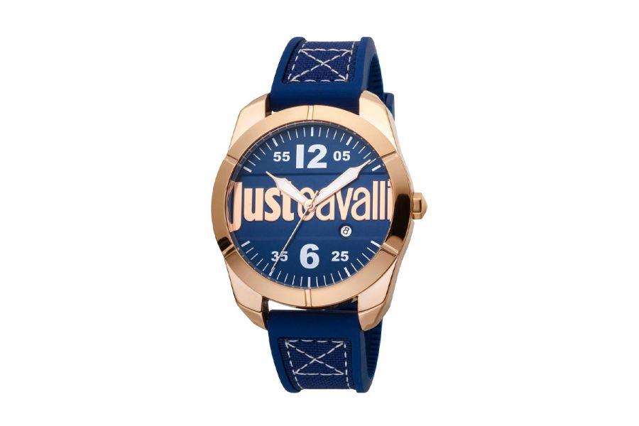 Just Cavalli JC1G106P0015 Heren Horloge 43 mm WR 30mt