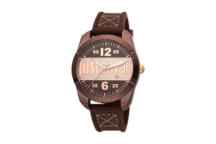 Just Cavalli JC1G106P0035 Heren Horloge 43 mm WR 30mt
