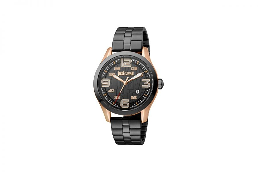 Just Cavalli JC1G108M0085 Heren Horloge 42 mm WR 100mt