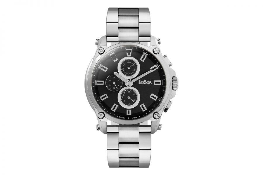 Lee Cooper LC06529.350 Horloge Heren 46 mm WR: 3 ATM