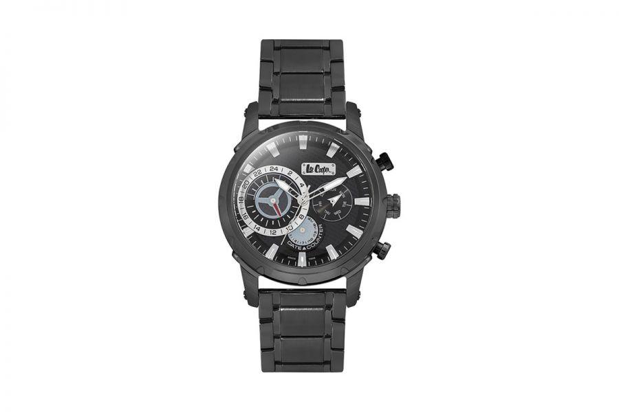 Lee Cooper LC06519.050 Horloge Heren 46 mm WR: 3 ATM