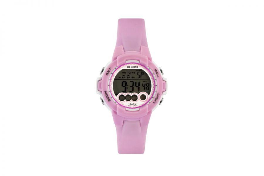 Lee Cooper LC05204.028 Horloge Dames 35 mm WR: 10 ATM