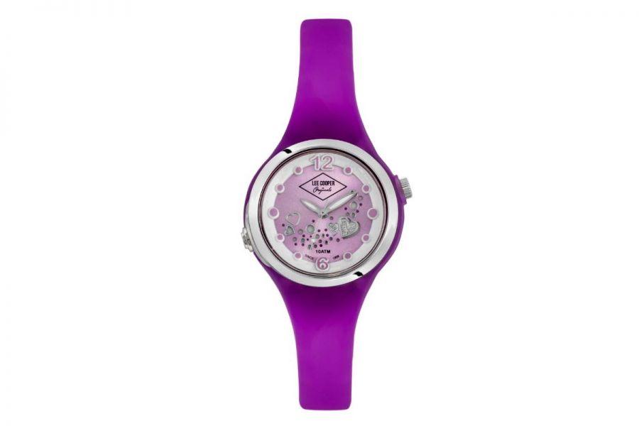 Lee Cooper LC05200.388 Horloge Dames 32 mm WR: 10 ATM