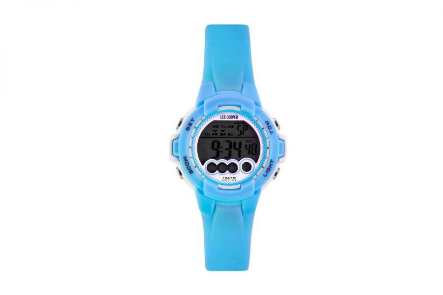 Lee Cooper LC05204.027 Horloge Unisex 35 mm WR: 10 ATM