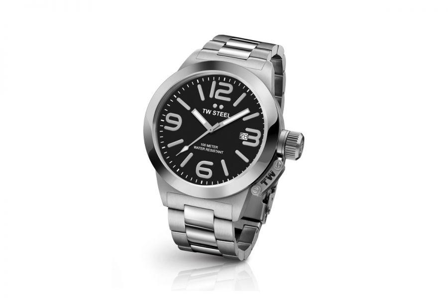 TW Steel Canteen CB401 Horloge 40mm
