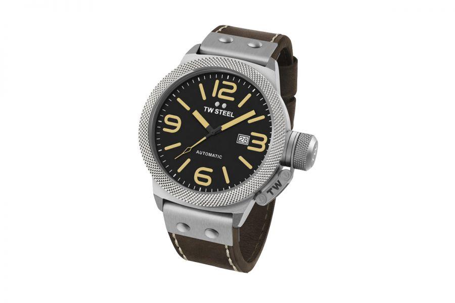 TW Steel Canteen CS35 Horloge 45mm