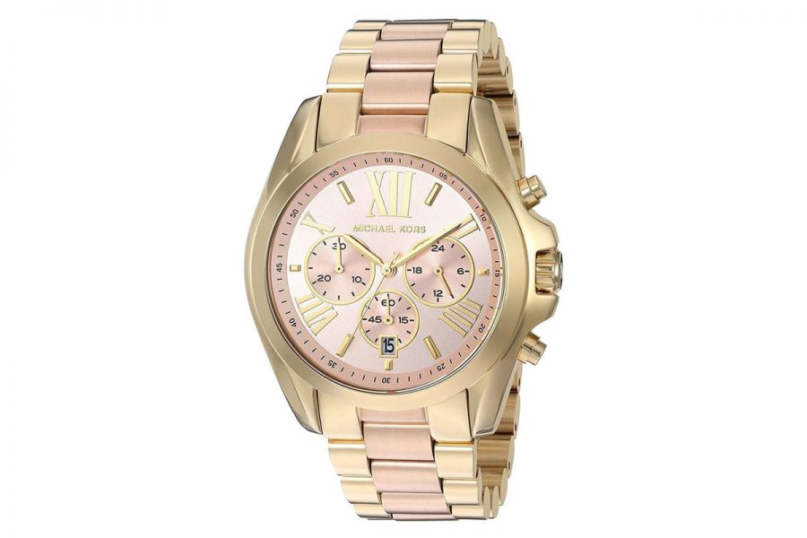 Michael Kors Bradshaw MK6359 Chronograph Bi-color 43mm