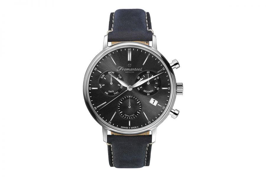 Refurbished Fromanteel Generations Chrono GS-1202-022 Heren Horloge 42mm