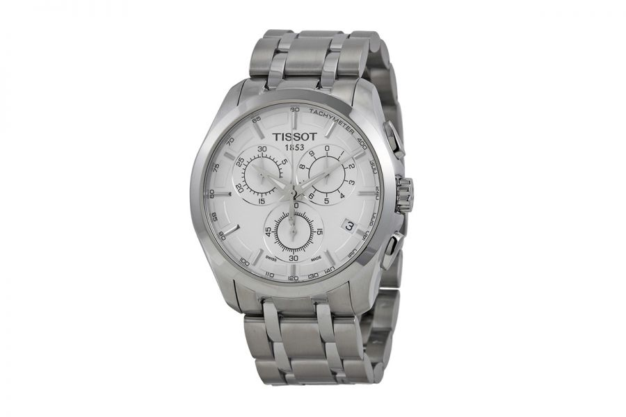Tissot Couturier 41mm TI035.617.11.031.00 Chronograph