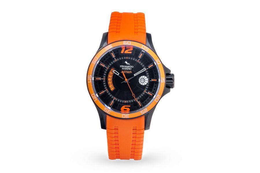 Strumento Marino SM116S-BK-NR-AR Horloge Heren 45MM 30ATM