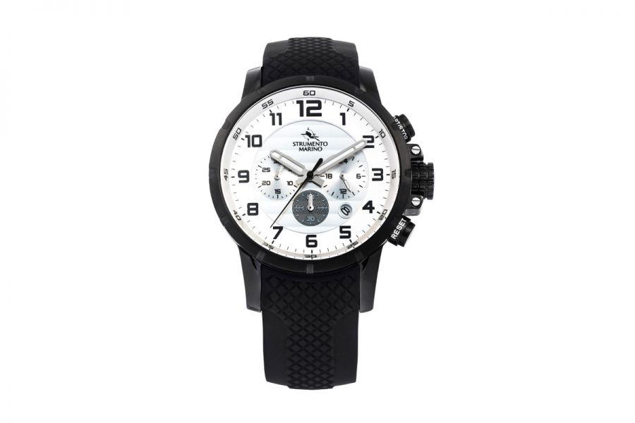 Strumento Marino SM125S-BK-BN-NR Horloge Heren 46MM 10ATM