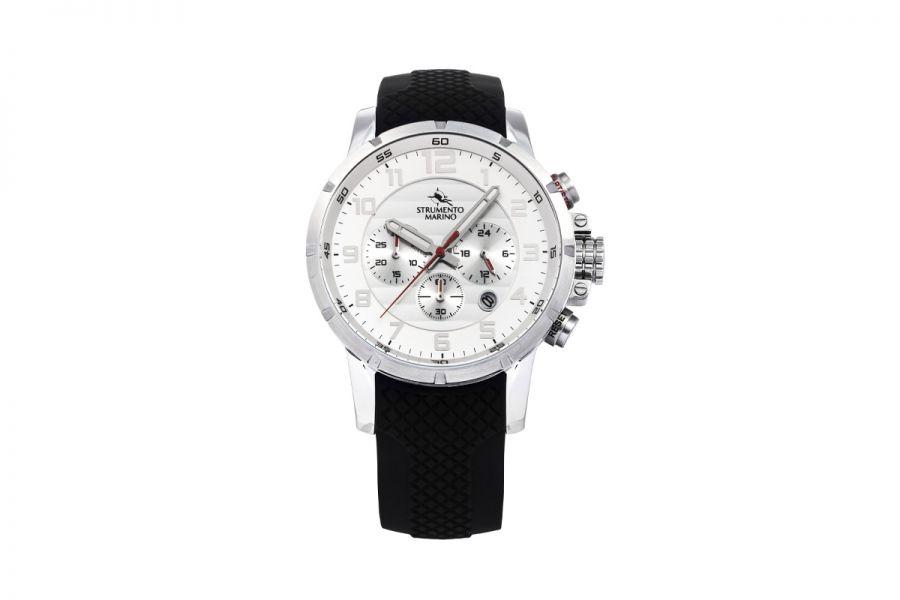 Strumento Marino SM125S-SS-BN Horloge Heren 46MM 10ATM