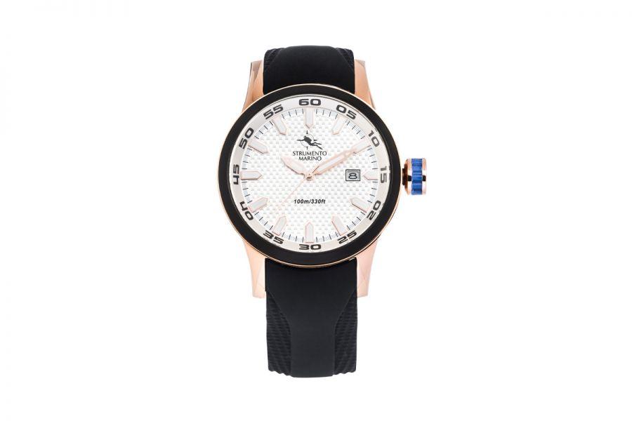 Strumento Marino SM127S-RG-BN-NR Horloge Heren 46MM 10ATM