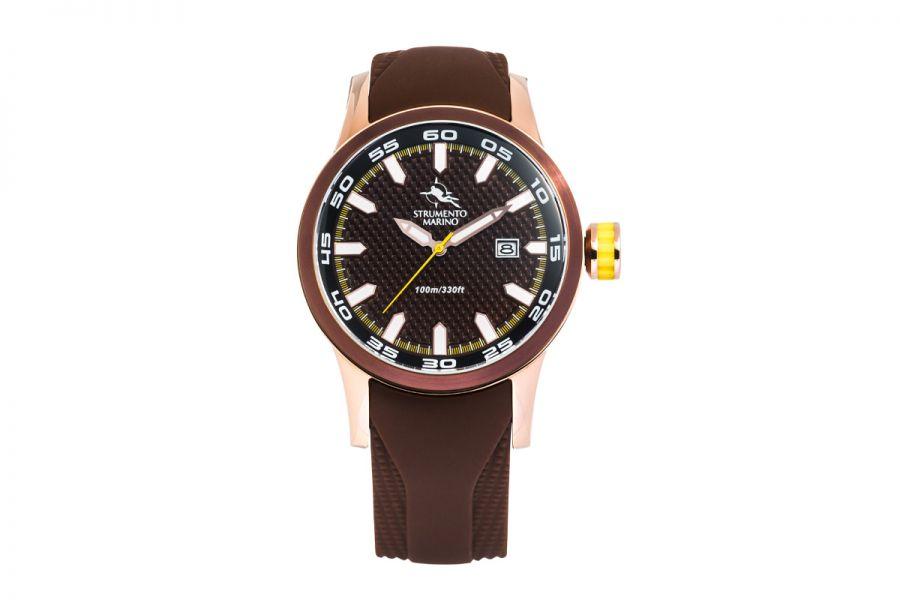 Strumento Marino SM127S-RG-MR-MR Horloge Heren 46MM 10ATM