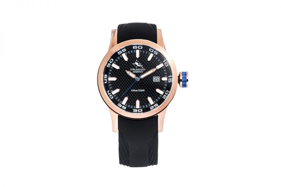Strumento Marino SM127S-RG-NR-NR Horloge Heren 46MM 10ATM