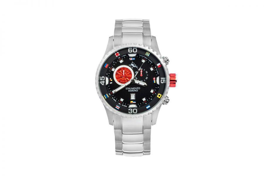 Strumento Marino SM133MB-SS-NR-GL Horloge Heren 47MM 10ATM