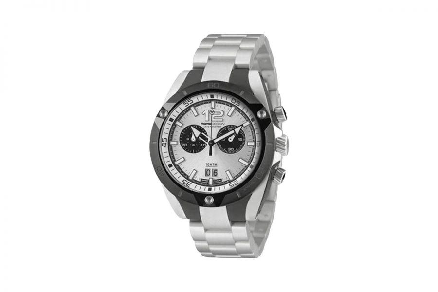 MOMO Design Dive Master MD282SB-40 Horloge Heren 46 mm 10 ATM