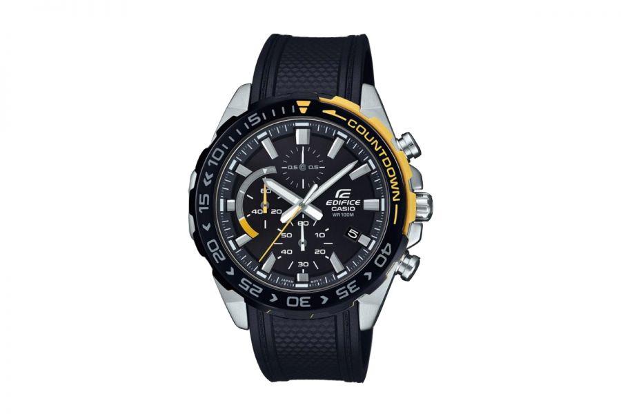 Casio Edifice EFR-566PB-1AVUEF Heren Horloge 46mm WR 200mt