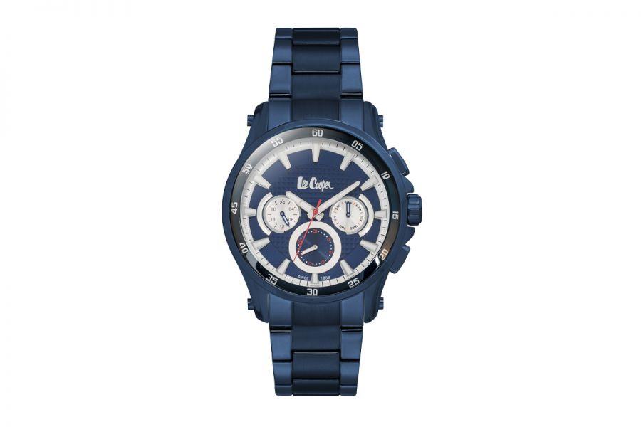 Lee Cooper LC06538.990 47MM 3ATM Heren Horloge
