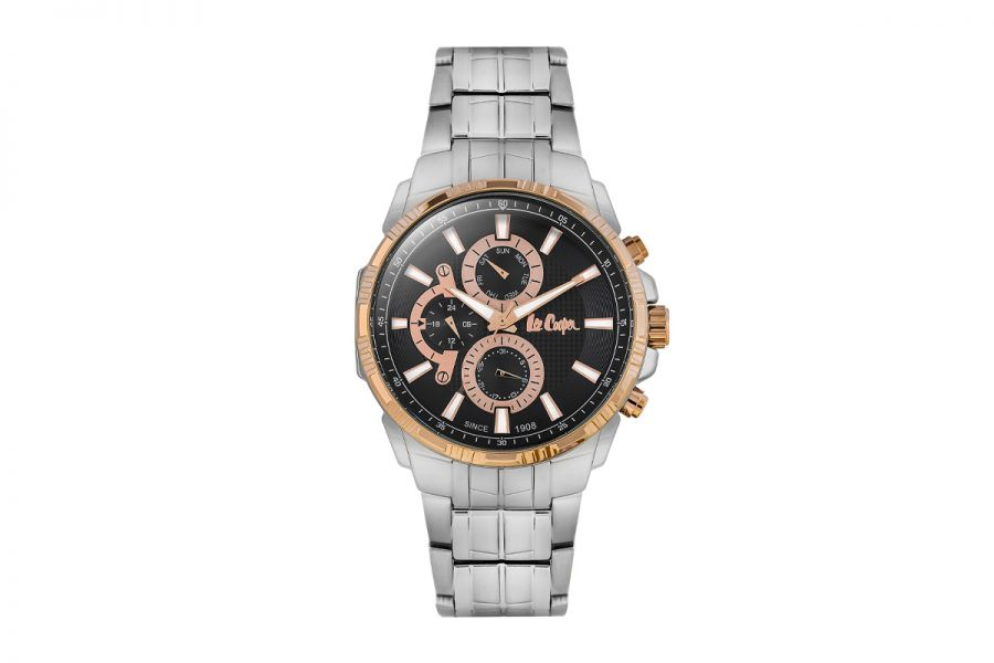 Lee Cooper LC06511.550 47MM 3ATM Heren Horloge