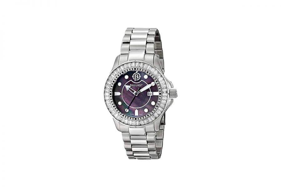Ballast Vanguard BL-5101-11 Dames Horloge 38mm 20 ATM