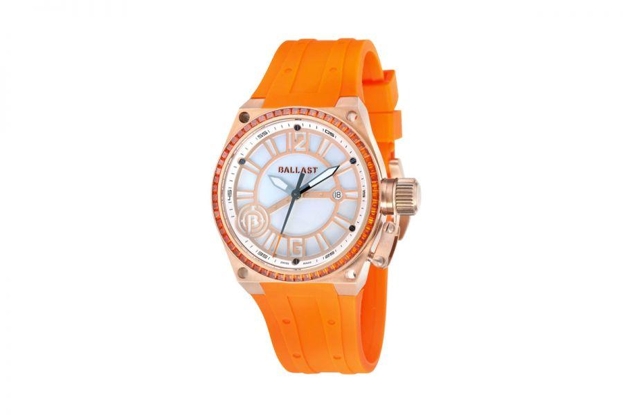 Ballast Valiant BL-5103-09 Dames Horloge 42mm 10 ATM