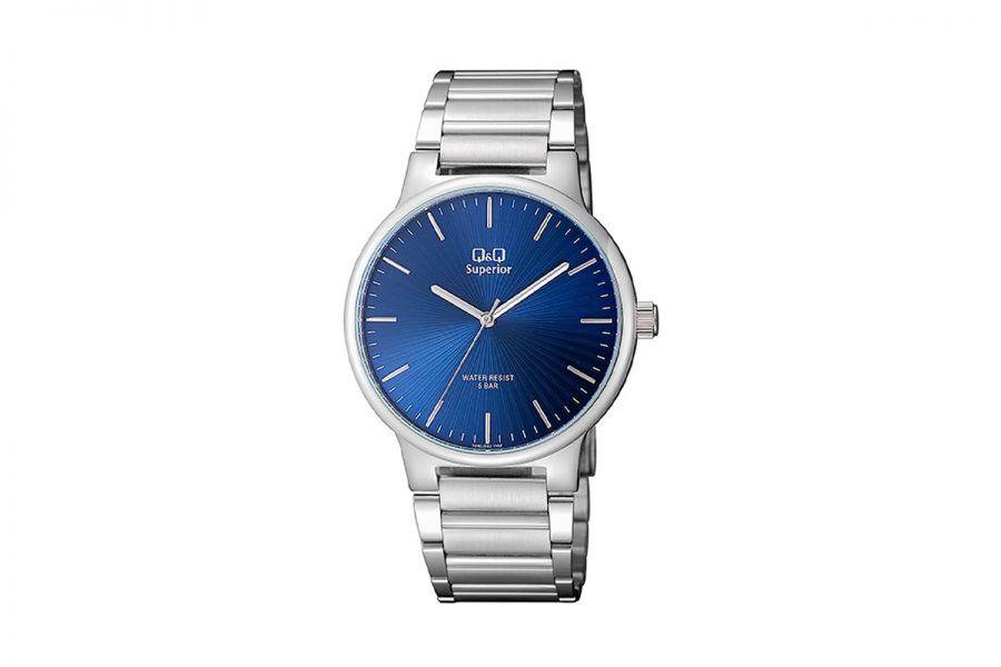 Q&Q Superior S282J202Y Horloge Heren 40 mm