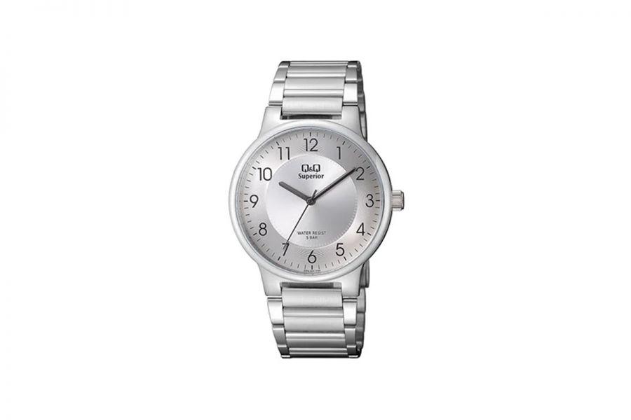 Q&Q Superior S282J204Y Horloge Heren 40 mm